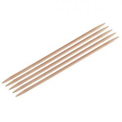 Basix Birch Strømpepinde 20 cm