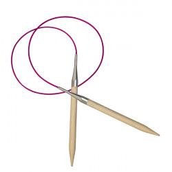 Basix Birch Rundpind 100 cm