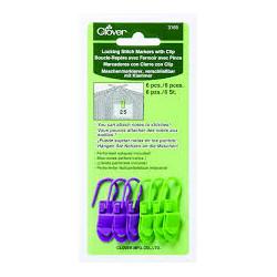 Markeringslåse med clips