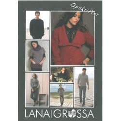 Lana Grossa opskrifter